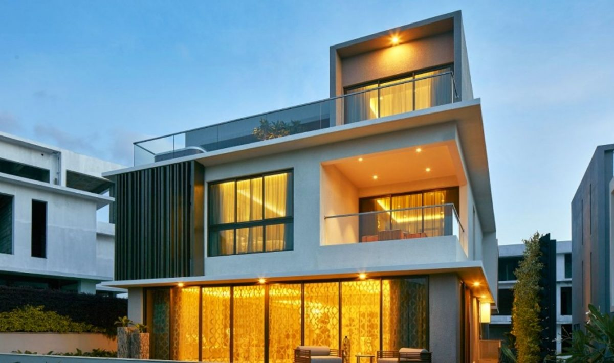 Amazing Little High-end Villas In North Bangalore Gadget