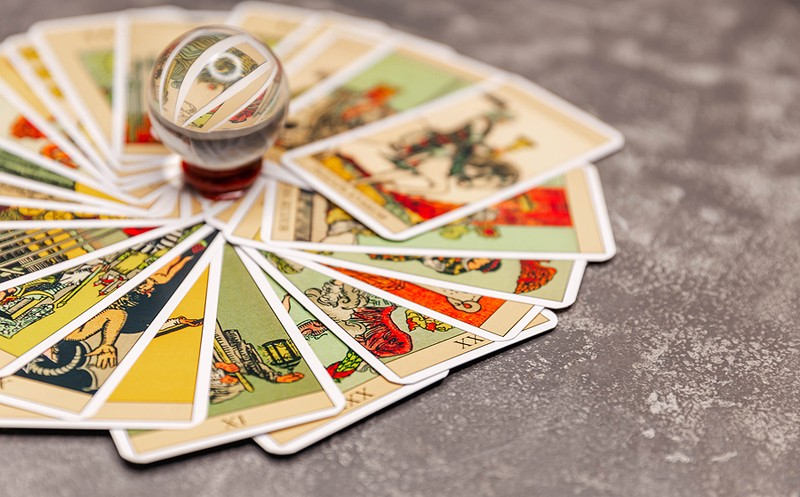 The Way To Shed Tarot Card Reading