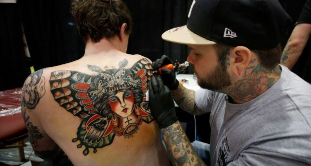 The Etiquette of Tattoo Shops